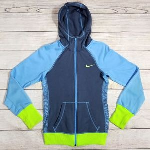 NIKE THERMAFIT WOMENS EXTRA SMALL HOODIE